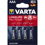 Pile alcaline Longlife Max Power